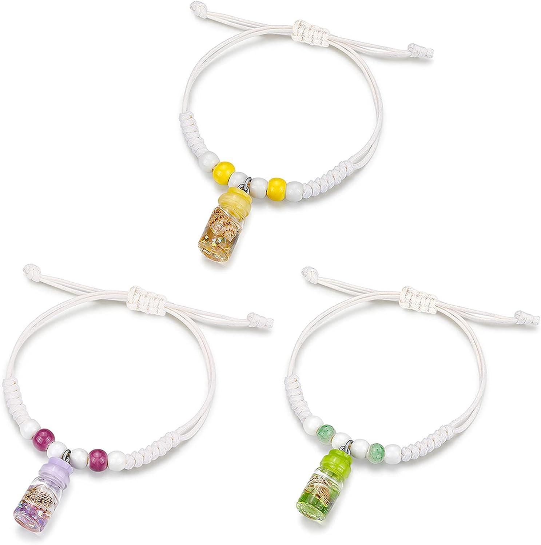 Cute Y2k Bracelet Personalized Bracelets For Women Pearl Milk Tea Strand Bracelets Handmade Braided String Adjustable Woven Friendship Bracelet Jewelry Set Gifts for Women