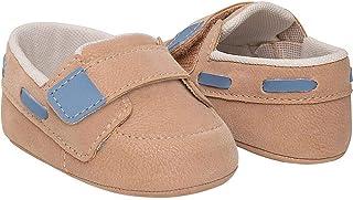 Sapato de Menino Masculino Pimpolho BR Mocassim Bege