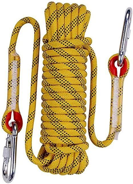 Cuerdas para Remolque XIAOYAN- Escalada Cuerda estática Fuego ...