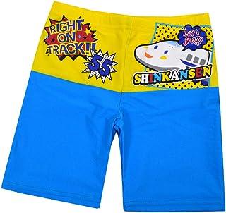 子供 水着 海パン トランクス SHINKANSEN サンリオ スイムウエア キッズ ボーイズ 男の子 pz-kap01