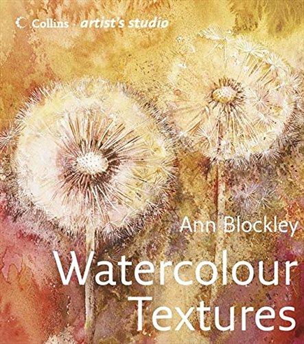 Watercolour Textures (Collins Artist's Studio)