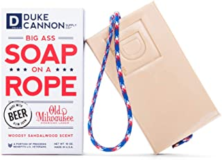 dick soap on a rope