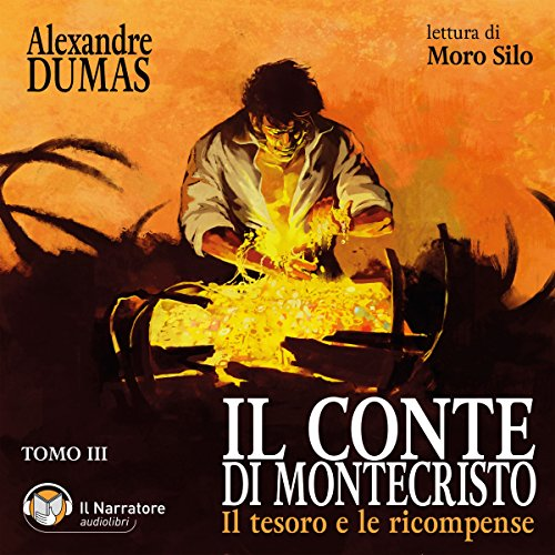 Il tesoro e le ricompense audiobook cover art
