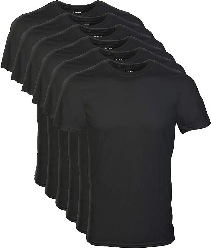 Gildan Men S Crew T Shirt Multipack