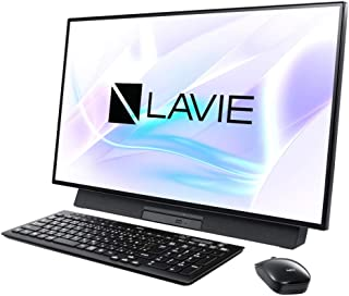 NECパーソナル PC-DA500MAB LAVIE Desk All-in-one - DA500/MAB ファインブラック