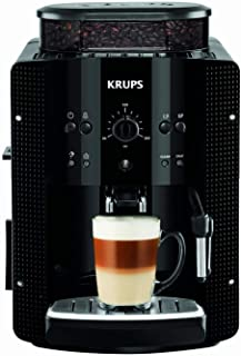 Krups EA8108 Roma - Cafetera Superautomática, 15 bares,