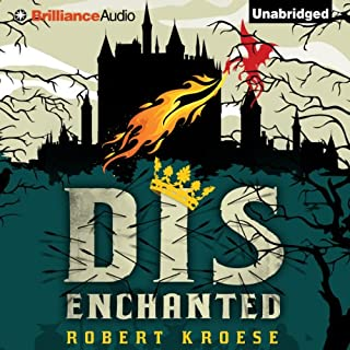 Disenchanted audiobook cover art