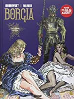 Borgia, Tome 3 - Les Flammes du Bûcher d'Alexandro Jodorowsky