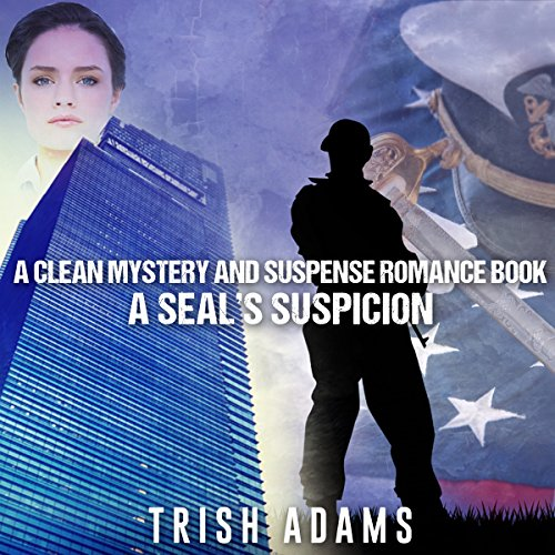 A SEAL's Suspicion audiobook cover art