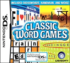 nintendo ds classic word games