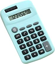 $29 » Desktop Calculator Calculator 8 Digits Display Battery Dual Power Portable Electronics Calculator Accounting Tool for Scho...