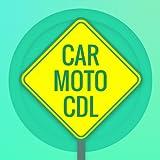 Driver Start - Driver's License Permit Test Prep Ed - Educational App - Free - 2021 - CDL prep - Motorcycles prep