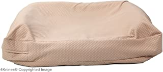 4Knines Luxury Dog Bed Cover - USA Based - Premium Durable Quilted Waterproof Heavy Duty Material
