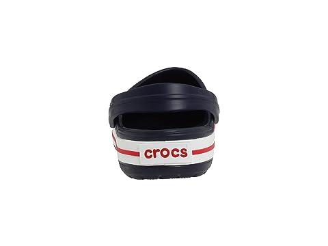Crocs Clog OceanEspresso Rose Crocband KhakiNavyNavy Tropical Teal Dust Mint CitrusNew Blue BlackChambray Blue 1Pomegranate JeanCharcoal YqY05rn