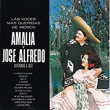 Amalia Y Jose Alfredo