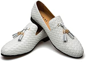 Best gold and white dress shoes Reviews