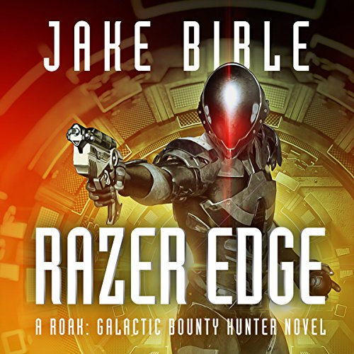 Razer Edge audiobook cover art