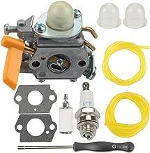 Mckin 308054043 Carburetor fits Ryobi RY28000 RY28020 CS26 RY28040 SS26 RY09053 RY28021 RY28025 RY28045 RY09056 RY09055 26CC Trimmer Brushcutter