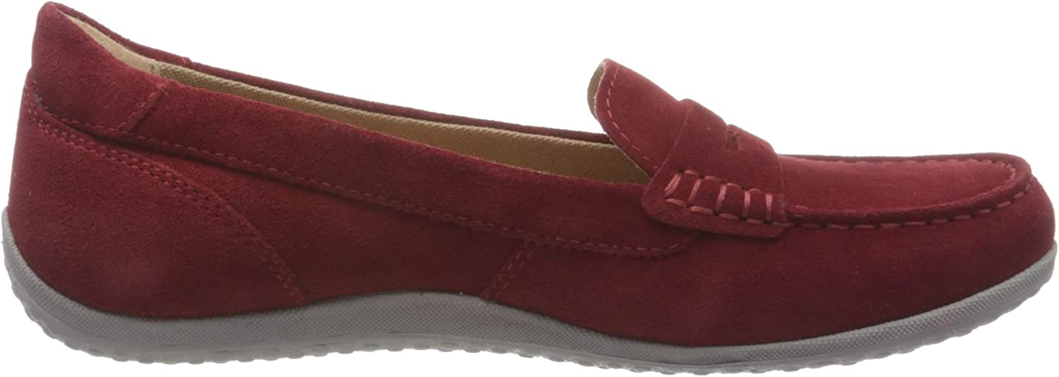 Geox D Vega Moc A Moccasin Mujer