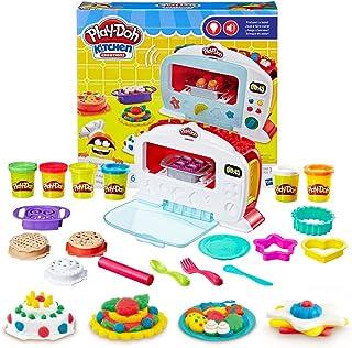 Hasbro 孩之宝 Play-Doh 培乐多彩泥 创意厨房系列 神奇电子烤箱套装 B9740
