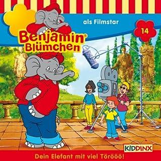 Benjamin als Filmstar audiobook cover art