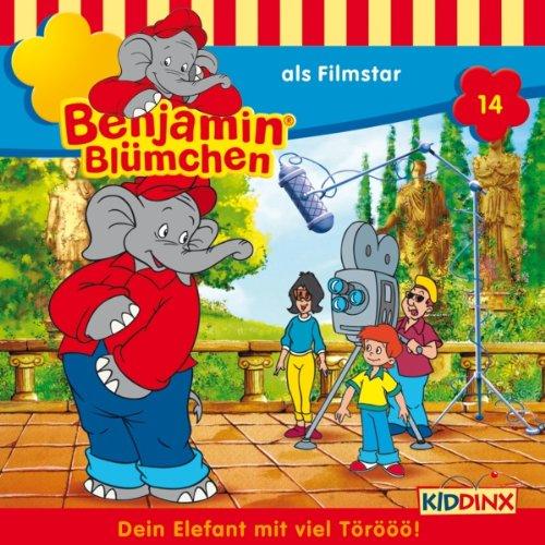 Benjamin als Filmstar Titelbild