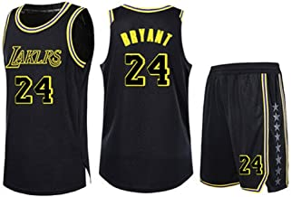 Fans Shorts FNBA Herren Basketball Shorts 24 Kobe Bryant Stickerei Swingman Basketball Jerseys Los Angeles Lakers Swingman Jersey Shorts