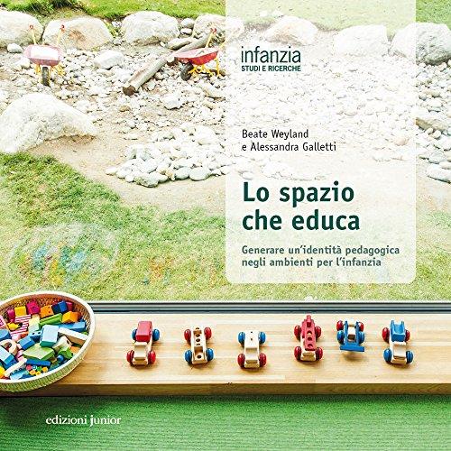 Lo spazio che educa. Generare un'identità pedagogica negli ambienti per l'infanzia
