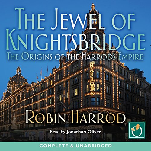 Couverture de The Jewel of Knightsbridge
