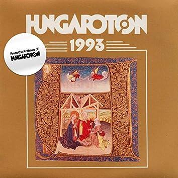 Hungaroton 1993: Karácsonyi Orgonazene
