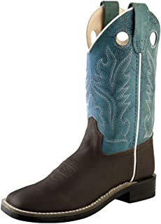 jama old west youth boots