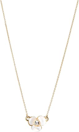 Kate Spade New York Disco Pansy Mini Pendant