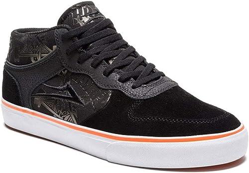 Lakai chaussures Carroll Select-Thrasher noir Orange Orange Suede PE18  nouvelle exclusivité haut de gamme
