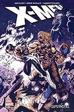X-Men / Supernovas de Chris Bachalo