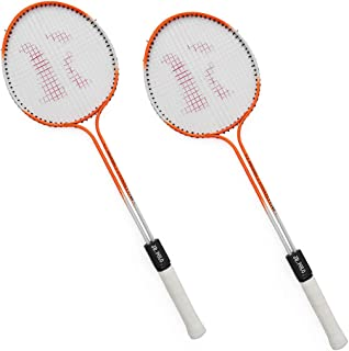 SUNLEY Phanton Set of 2 Piece Badminton Racket