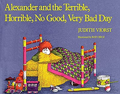 This is a great book for helping kids understand their emotions. Alexander and the Terrible, Horrible, No Good, Very Bad Day