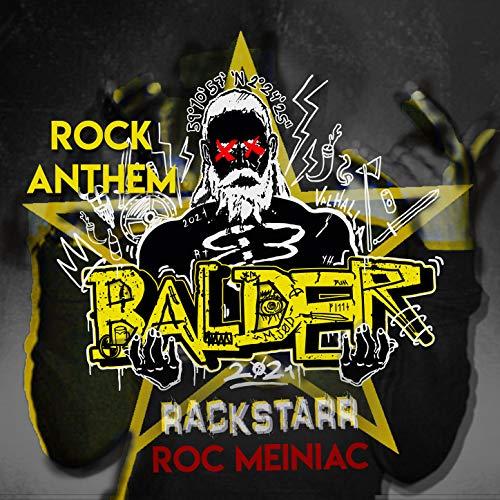 Balder 2021: Rock Anthem [Explicit]