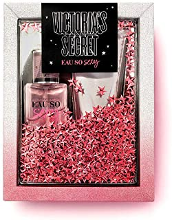 Victoria Secret Eau So Sexy Mini Mists + Lotion Gift Set