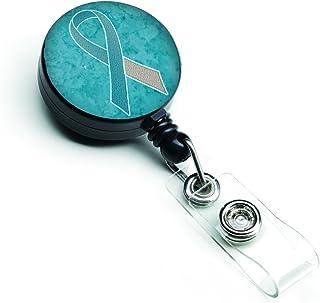 Caroline S Treasures Bureau Couture d'identification badge, Multicolor (An1215br)