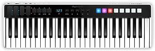 IK Multimedia iRig Keys I/O 49 49-key music creation workstation with integrated audio interface