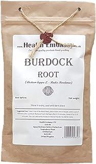 Burdock Root (Arctium Lappa L. - Radix Bardanae) Health Embassy - 100% Natural (50g)