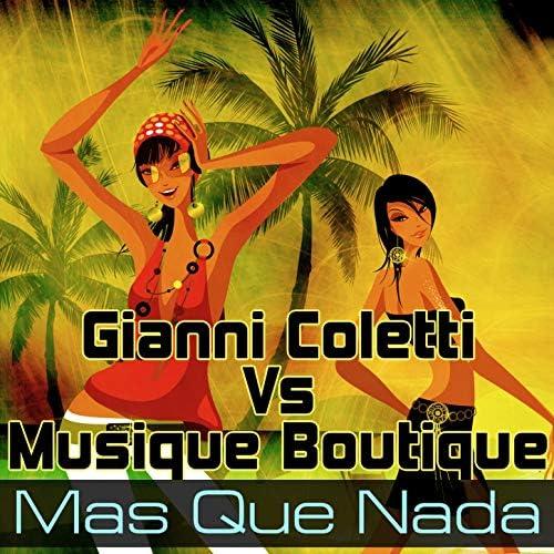 Gianni Coletti & Musique Boutique