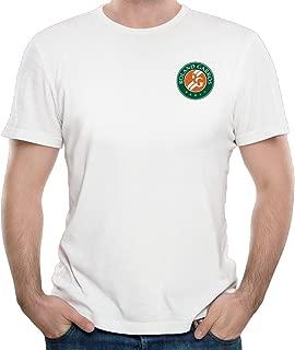 Men's French Open Roland Garros 2016 Tennis Tournament Loco T-Shirt