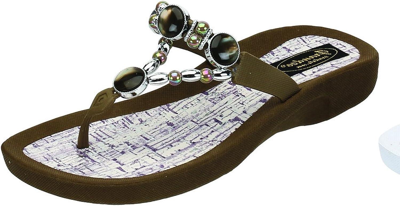 Grandco Women's Mood Thong Sandal