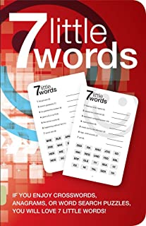 7 Little Words Book 1: 100 Puzzles
