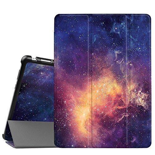 Fintie Hülle für Huawei Mediapad M3 Lite 10 - Ultra Dünn Superleicht SlimShell Hülle Cover Schutzhülle Etui Tasche mit Zwei Einstellbarem Standfunktion für Huawei Mediapad M3 Lite 10 Zoll, Die Galaxie