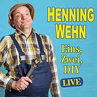 Henning Wehn: Eins, Zwei, D.I.Y.                   By:                                                                                                                                 Henning Wehn                               Narrated by:                                                                                                                                 Henning Wehn                      Length: 1 hr and 8 mins     126 ratings     Overall 4.6