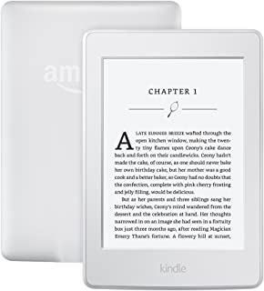 Certified Refurbished Kindle Paperwhite E-reader - White, 6