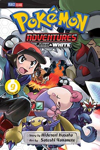Pokémon Adventures: Black and White Volume 9