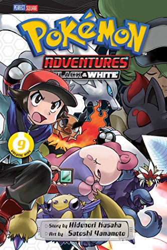 Pokémon Adventures: Black and White Volume 9